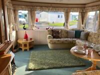 Disabled spec static caravan for sale CONTACT DEAN ocean edge morecambe sea view