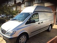 Mercedes Vito 111cdi HIGH ROOF - Long - Low Mileage