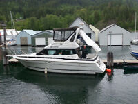 Trade your Logging Truck or smaller boat for my Boat