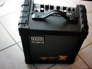 Roland cube 20x amp **with built in tuner