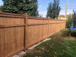 Replace or Install Fence - Discounted Price