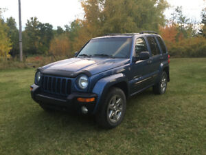 -SOLD-2004 Jeep Liberty Rocky Mountain Edition SUV, Crossover