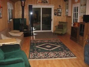 Nackawic Area Cottage for Rent Nightly or Weekly