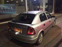 53 plate vauxhall Astra 1.6 petrol 5 door