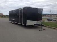 2014 New 24 foot enclosed Car Trailer