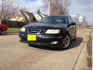 2004 SAAB 93 ARC 2.0L Turbo - Text messages only no emails