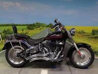 Harley Davidson FLSTF Softail Fat Boy **STAGE 2, JUST HAD MAJOR SERVICE, TYRES!