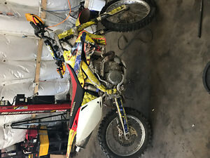 Crf 450x great bike porters lake
