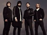 Kasabian @ the O2, Saturday 2nd December