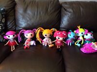 Lalaloopsy Full Size Dolls! $30 For All