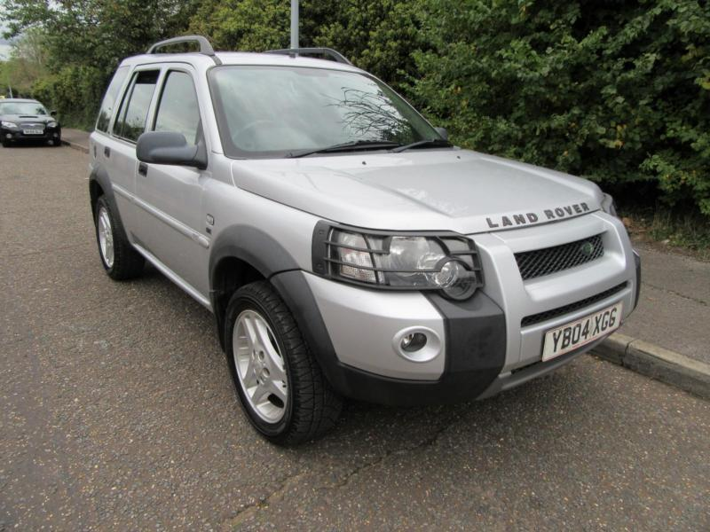 2004 land rover freelander 2 0td4 se manual diesel 5 door. Black Bedroom Furniture Sets. Home Design Ideas