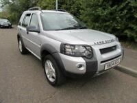 2004 LAND ROVER FREELANDER 2.0TD4 SE MANUAL DIESEL 5 DOOR 4X4