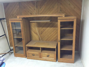 COMPLETE TV ENTERTAINMENT UNIT FOR SALE