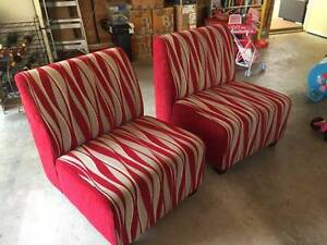 Australian-Made Occasional Chairs x 2 Concord West Canada Bay Area Preview