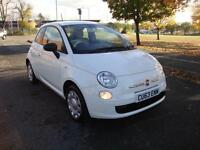 Fiat 500 1.2 ( 69bhp ) ( start/stop ) POP, 18000 Mls, 1 Lady Owner, FSH