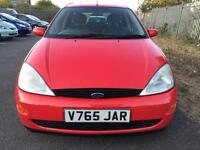 1999 Ford Focus 1.8 i 16v LX 5dr (sun roof)