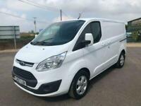 2017 Ford Transit Custom 2.0 TDCi 130ps Low Roof Limited Van SWB EURO 6 PANEL V
