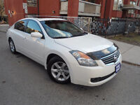 2008 NISSAN ALTIMA 2.5 SL, LEATHER, SUNROOF ,ONLY 096KM, ALLOYS! City of Toronto Toronto (GTA) Preview