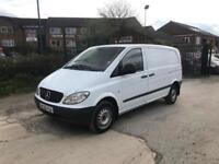 2006 mercedes vito 109 cdi 6 speed compact swb no vat excellent condition