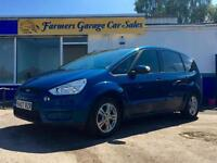 Ford S-MAX 2.0TDCi ( 140ps ) 2007 Zetec In Blue