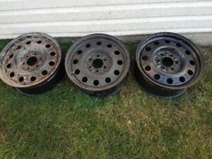 Ford F-150 Steel Wheels - 18 Inch - 6x135 Bolt Pattern