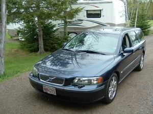 Volvo V70 2.5 t Wagon, never smoked in, new car trade, as per