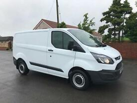 2016 Ford Transit Custom 2.2TDCi 100PS ECOnetic 270 L1H2 1 Co Owner 30k White