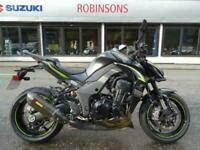 2018 KAWASAKI Z1000R FITTED WITH AKRAPOVIC CANS. for sale  Rochdale, Manchester
