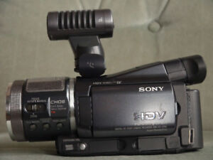 Sony Camcorder HDR-HC1
