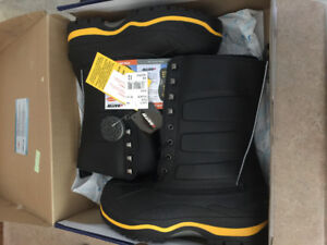 Winter ready extreme weather Baffin boots pants and accessories