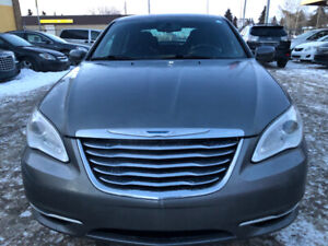 2012 CHRYSLER 200 TOURING POWER LOADED HEATED SEATS REMOTE START
