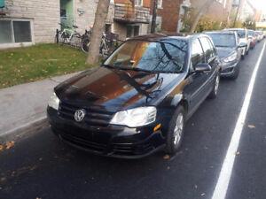 2008 Volkswagen Golf CITI Hatchback