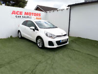 2015 KIA RIO 1.25 SR7 3 DR HATCHBACK,ONLY 17000 MILES WITH FULL SERVICE HISTORY