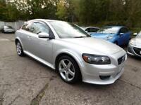 Volvo C30 D5 SE ( PARKING SENSORS + LEATHER SEATS)