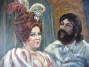 Opera, 'Die Fledermaus' by Geoffrey Traunter, Constanza Cuccaro Stratford Kitchener Area image 2