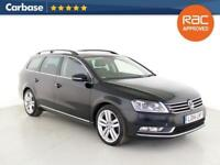 2014 VOLKSWAGEN PASSAT 2.0 TDI 177 Bluemotion Tech Executive Style 5dr Estate