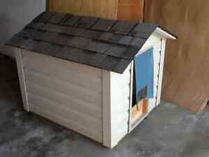 Brand new dog house