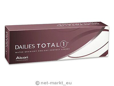 Dailies Total 1 One Tageslinsen Alcon 1 x 30 Stück Kontaktlinsen