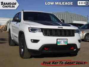 2017 Jeep Grand Cherokee Trailhawk - Navigation, Uconnect, 8.4 I