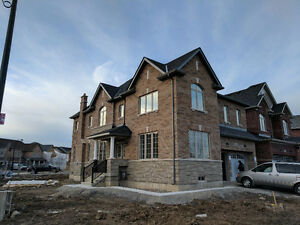 Brand New Rental House in Vaughan! Appliances Included+4 Bdrms!