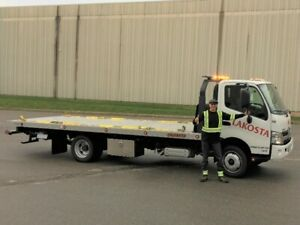 Towing, flatbed 416-399-6143 Lakosta Oakville