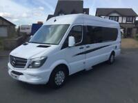 Mercedes-Benz SPRINTER 313 CDI 4 berth campervan/motor home