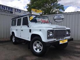 Land Rover 110 Defender 2.2I D 2015MY County 4X4 NO VAT