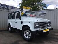 Land Rover 110 Defender 2.2I D 2015MY County 4X4 NO VAT