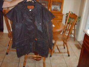 Outback Trading Co. Oil Skin Saddle Jacket