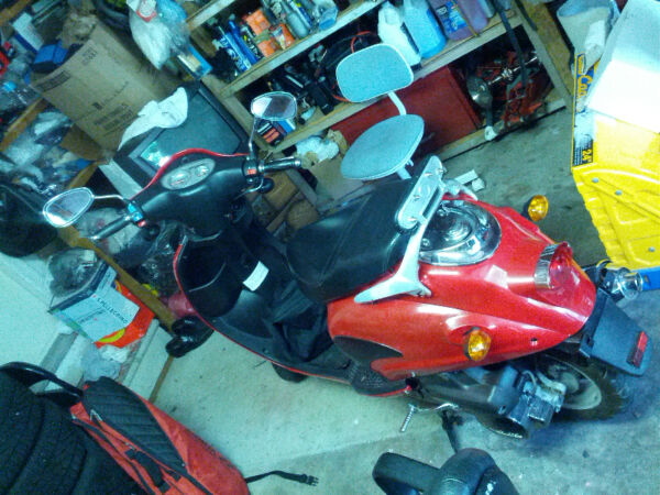 Used 2006 Scooter Other