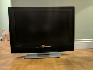 """RCA L26WD23 26"""" Class LCD tv with HDMI"""