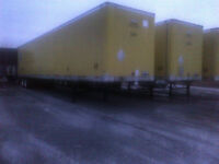 3 Excellent Condition 53' Dry Vans Ready For Work!
