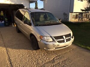 For sale 2002 Dodge Caravan