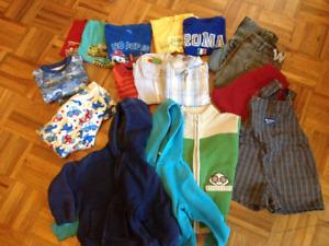 Lot vêtements garçon, 3 ans